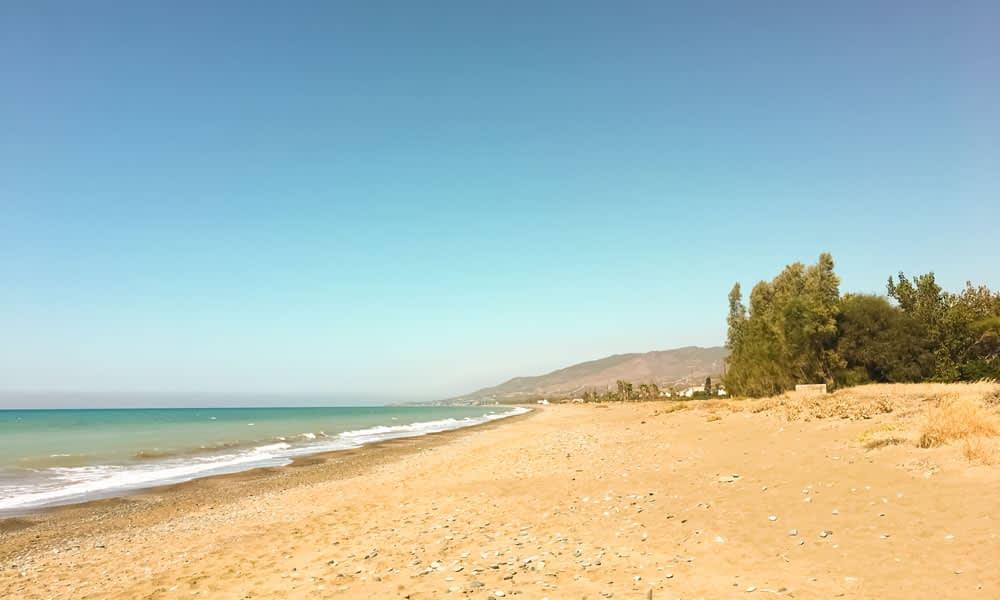 Argaka Beach | Visit Polis Tourism