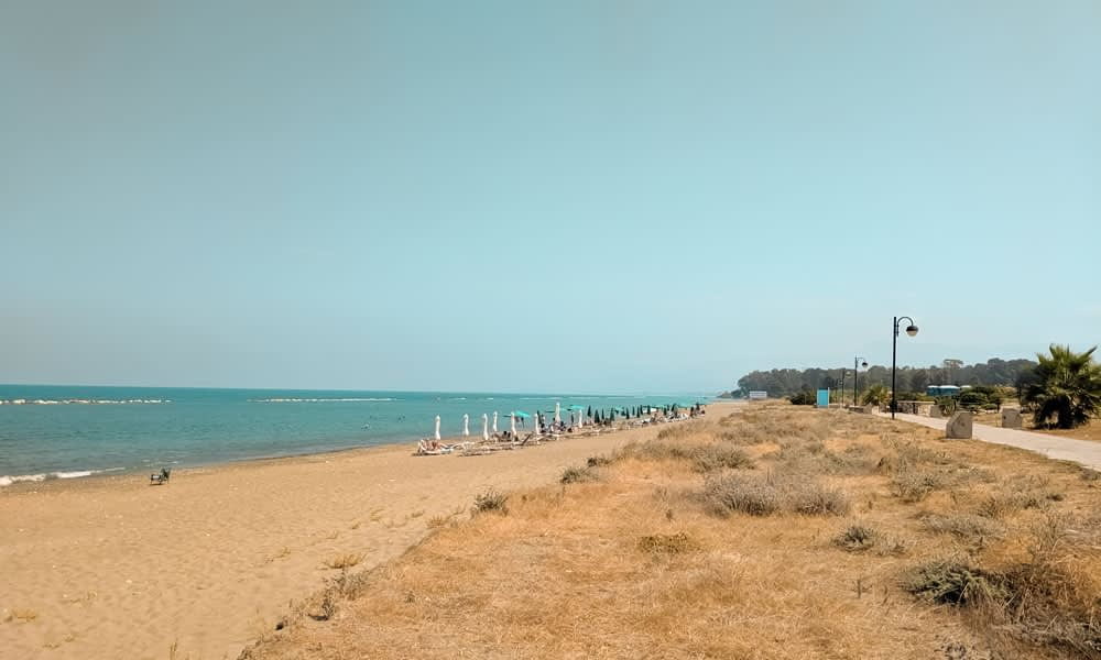 Arsinoe Beach | Visit Polis Tourism