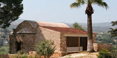 Church of Agios Andronikos Polis | Visit Polis Tourism