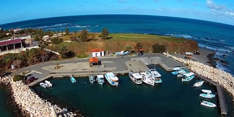 Pomos Port | Visit Polis Tourism